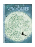 New Yorker Cover - October 30, 1965 Giclee Print by Laura Jean Allen