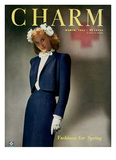 Charm Cover - March 1944 Regular Giclee Print by  Roedel-Farkas