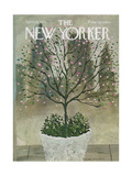The New Yorker Cover - April 25, 1970 Regular Giclee Print by Laura Jean Allen