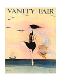 Vanity Fair Cover - July 1916 Regular Giclee Print by Rita Senger