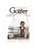 The American Golfer June 19, 1920 Regular Giclee Print by H.B. Martin