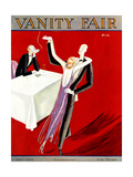 Vanity Fair Cover - June 1924 Regular Giclee Print by Eduardo Garcia Benito