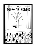 The New Yorker Cover - May 2, 2005 Giclee Print by Bruce Eric Kaplan