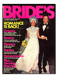 Brides Cover - December 1976 Giclee Print by Alberto Rizzo
