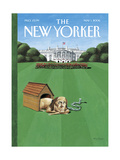 The New Yorker Cover - May 1, 2006 Regular Giclee Print by Mark Ulriksen