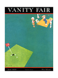 Vanity Fair Cover - June 1920 Giclee Print by Jr., John Held