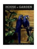 House & Garden Cover - February 1934 Regular Giclee Print by Anton Bruehl
