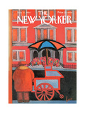 The New Yorker Cover - November 21, 1964 Regular Giclee Print by Robert Kraus