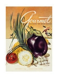 Gourmet Cover - September 1944 Regular Giclee Print by Henry Stahlhut