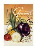 Gourmet Cover - September 1944 Giclee Print by Henry Stahlhut