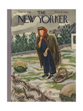 The New Yorker Cover - March 23, 1946 Regular Giclee Print by Helen E. Hokinson