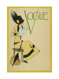 Vogue - May 1911 Giclee Print by Jessie Gillespie