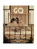 GQ Cover - April 1971 Giclee Print by Arthur Elgort