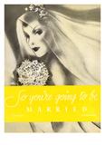 Brides Cover - April, 1935 Regular Giclee Print
