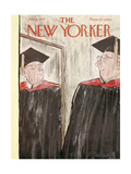The New Yorker Cover - June 1, 1957 Regular Giclee Print by Perry Barlow