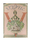 Vogue - March 1911 Regular Giclee Print by Frank X. Leyendecker