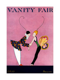 Vanity Fair Cover - July 1915 Reproduction procédé giclée par A. H. Fish & Arthur H. Finley