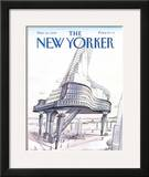 The New Yorker Cover - November 12, 1990 Framed Giclee Print by Paul Degen