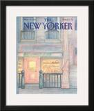 The New Yorker Cover - March 30, 1987 Framed Giclee Print by Iris VanRynbach