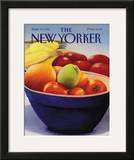 The New Yorker Cover - September 14, 1992 Framed Giclee Print by Gretchen Dow Simpson