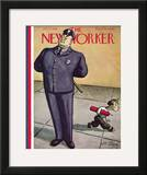 The New Yorker Cover - July 2, 1932 Framed Giclee Print by William Steig
