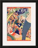 The New Yorker Cover - July 3, 1926 Framed Giclee Print by Eugene Gise