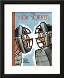 The New Yorker Cover - September 8, 1951 Framed Giclee Print by Peter Arno