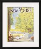 The New Yorker Cover - May 23, 1959 Framed Giclee Print by Julian de Miskey