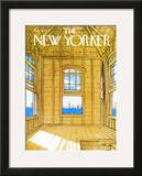 The New Yorker Cover - July 2, 1979 Framed Giclee Print by Arthur Getz