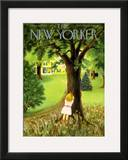 The New Yorker Cover - July 17, 1948 Framed Giclee Print by Edna Eicke