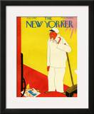The New Yorker Cover - August 3, 1929 Framed Giclee Print by Gardner Rea