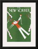 The New Yorker Cover - July 10, 1926 Framed Giclee Print by Julian de Miskey