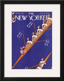 The New Yorker Cover - June 26, 1926 Framed Giclee Print by Julian de Miskey