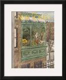 The New Yorker Cover - January 5, 1952 Framed Giclee Print by Mary Petty