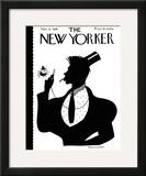 The New Yorker Cover - November 6, 1926 Framed Giclee Print by William Troy