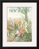 The New Yorker Cover - May 8, 1948 Framed Giclee Print by Julian de Miskey