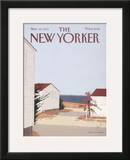 The New Yorker Cover - November 18, 1985 Framed Giclee Print by Gretchen Dow Simpson