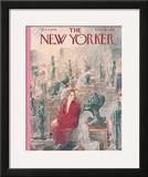 The New Yorker Cover - October 21, 1950 Framed Giclee Print by Garrett Price