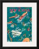 The New Yorker Cover - August 30, 1930 Framed Giclee Print by Julian de Miskey