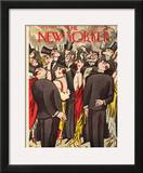 The New Yorker Cover - October 18, 1930 Framed Giclee Print by Julian de Miskey