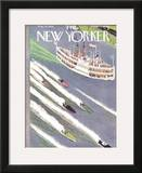 The New Yorker Cover - May 14, 1938 Framed Giclee Print by Arnold Hall