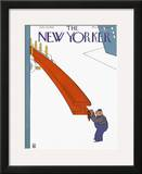 The New Yorker Cover - July 25, 1931 Framed Giclee Print by Gardner Rea