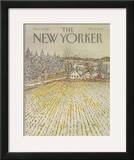 The New Yorker Cover - November 30, 1981 Framed Giclee Print by Arthur Getz
