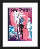 The New Yorker Cover - November 16, 1929 Framed Giclee Print by Peter Arno