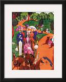 The New Yorker Cover - May 12, 1928 Framed Giclee Print by Julian de Miskey