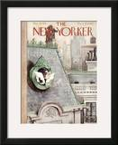 The New Yorker Cover - May 24, 1941 Framed Giclee Print by Mary Petty