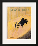 The New Yorker Cover - April 9, 1949 Framed Giclee Print by Abe Birnbaum