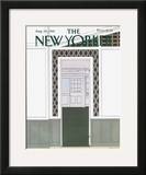 The New Yorker Cover - August 24, 1981 Framed Giclee Print by Gretchen Dow Simpson