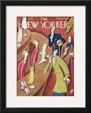 The New Yorker Cover - December 7, 1929 Framed Giclee Print by Julian de Miskey
