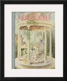 The New Yorker Cover - July 16, 1949 Framed Giclee Print by Mary Petty